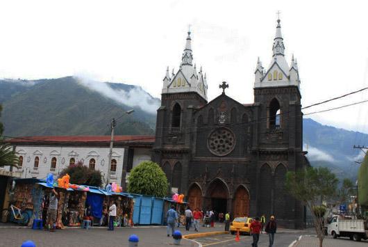 баньос церковь фото
