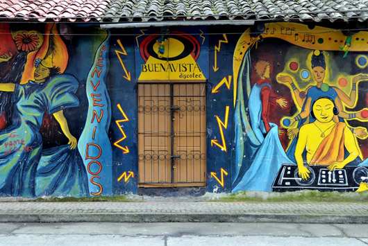 баньос улица фото