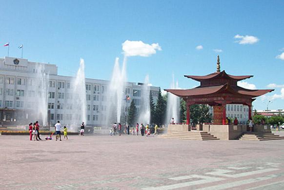 Кызыл площадь