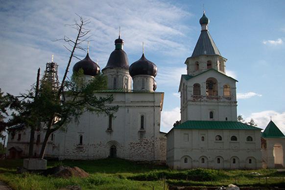 сийский монастырь фото