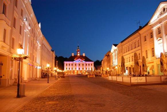 Тарту - город необычных идей