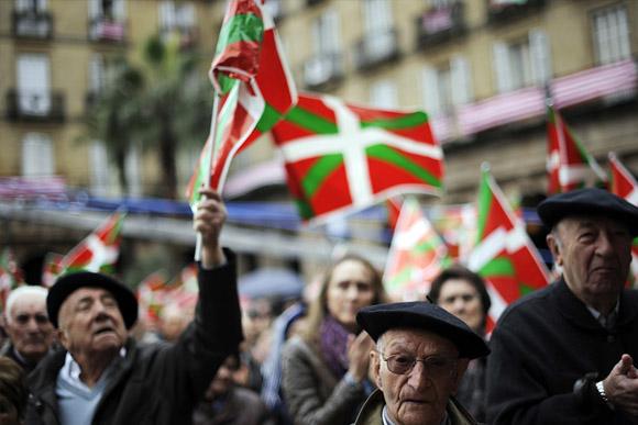 Баски в Испании