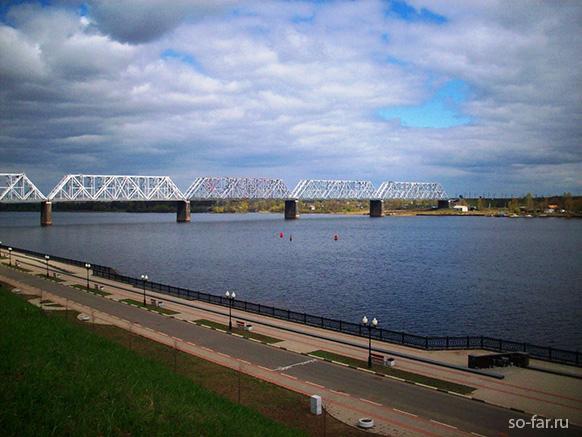 Ярославль, Волга