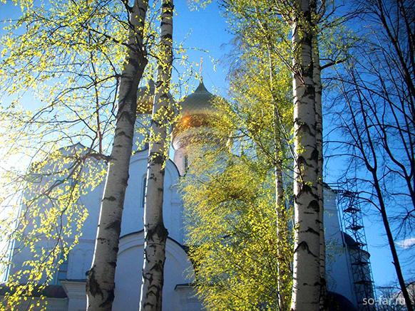 Успенский храм, фото