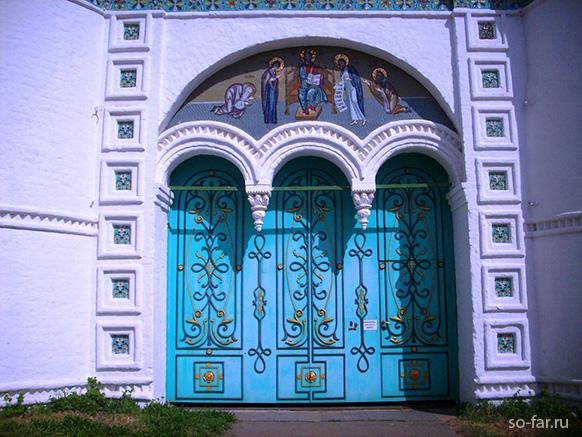 Толгский монастырь фото