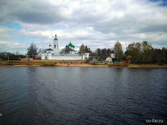 Толгский монастырь в Ярославле