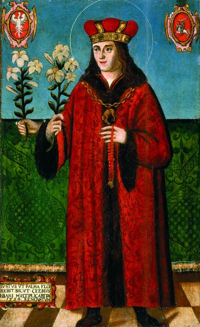 Святой Казимирас фото