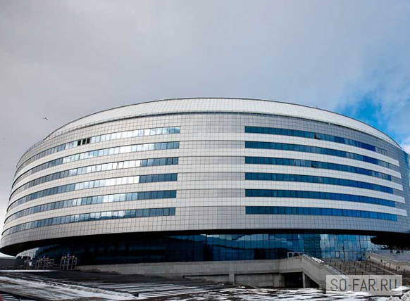 Минск-Арена, фото