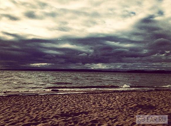 Минское море, фотография