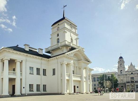 Площадь Свободы, Минск, фото
