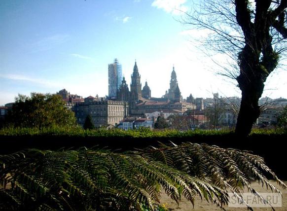 Сантьяго-де-Компастелло, фото