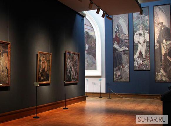Третьяковская галерея, фото