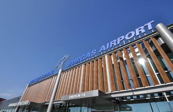Отзыв об аэропорте Бургаса