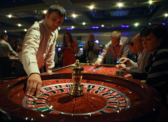 Крым казино