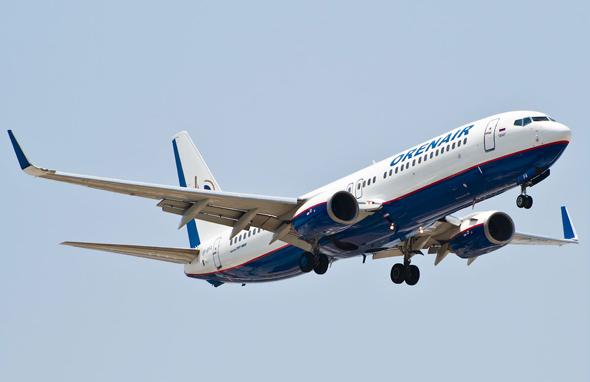 """Авиакомпания """"Оренбургские Авиалинии"""" отменила 36 рейсов"""