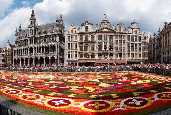 Австрия и Бельгия порадуют туристов музыкальными шоу