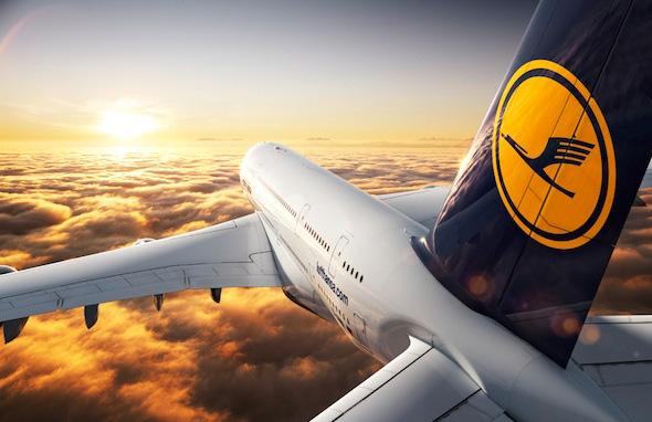 Немецкую авиакомпанию Lufthansa снова признали лучшей в Европе