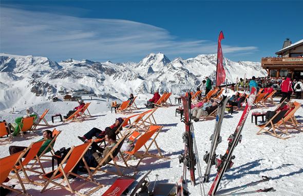 Франция больше не лидер горнолыжного отдыха
