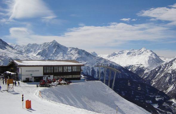 Австрийские горнолыжные курорты готовятся к приему туристов