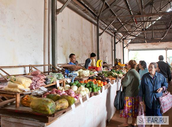 рынок Куба, фото