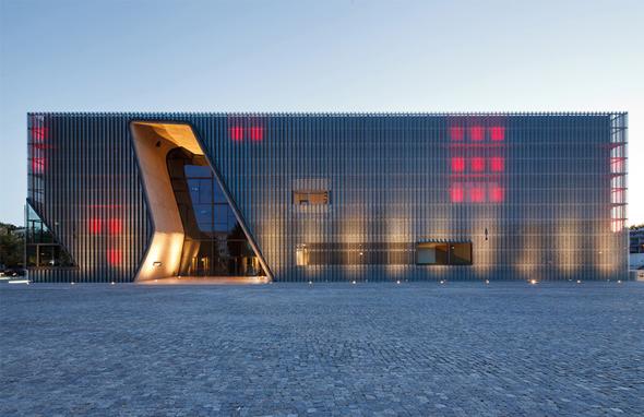В Варшаве откроют грандиозный музей польских евреев