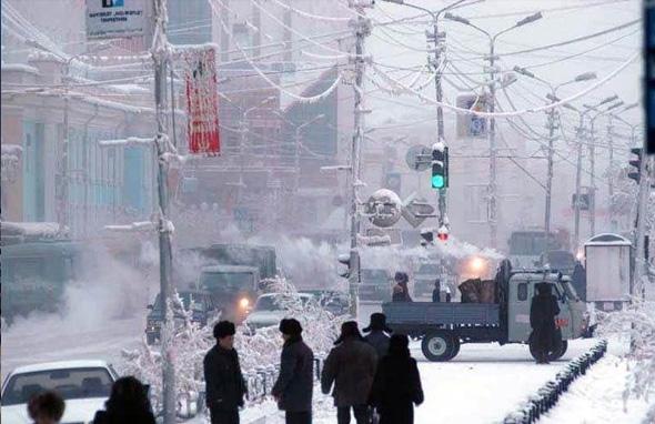 Россию ждут холода и морозы этой зимой