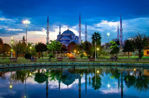 Стамбул может стать Зеленой столицей Европы