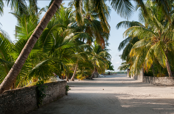 Новый роскошный отель открывается на Мальдивах