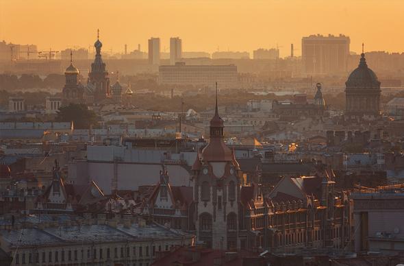 Экскурсия по центру Санкт-Петербурга