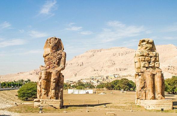 В Египте активно восстанавливают древние достопримечательности