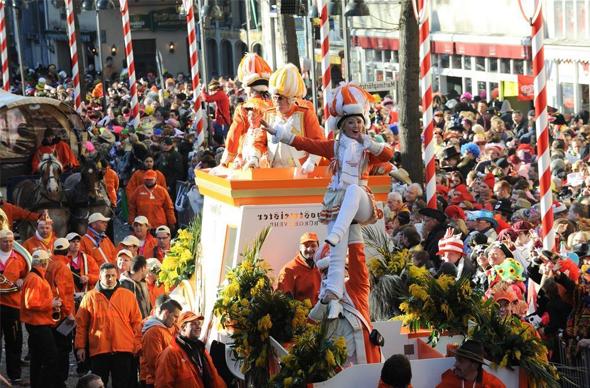 Кёльнский карнавал