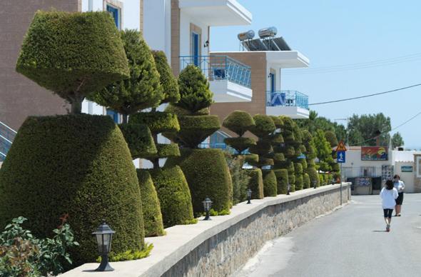 В Греции может сократиться количество отелей «все включено»