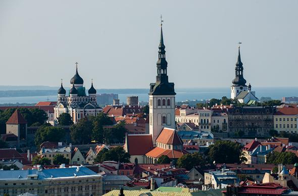 Российские туристы стали меньше ездить в Прибалтику