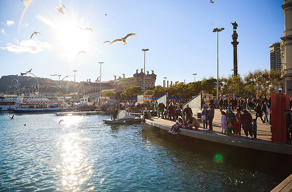 Барселона: самостоятельное путешествие