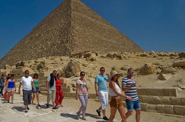 Рассчитываться рублями в Египте будет невыгодно