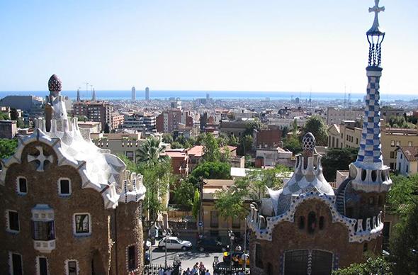 Парк Гуэль в Барселоне: билеты, время работы, как добраться и что посмотреть