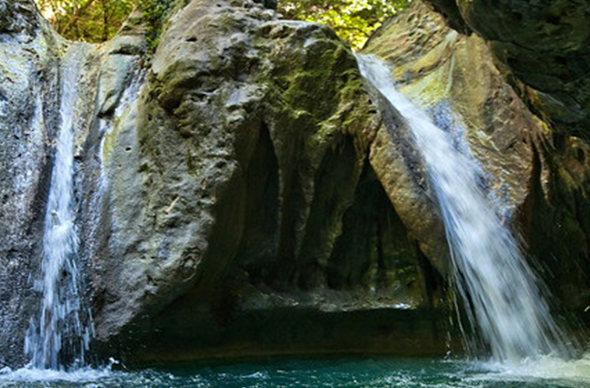 Зону рядом с водопадами Дамахагуа в Доминикане облагородят для туристов
