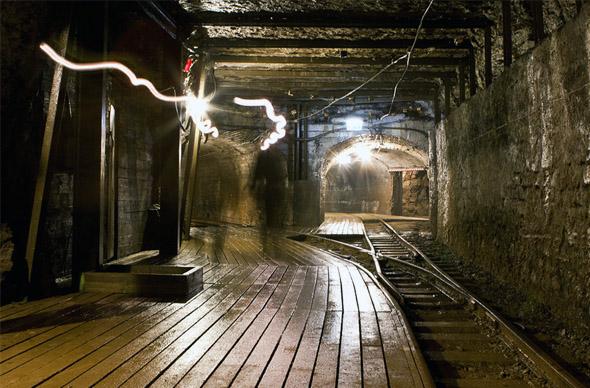 В Эстонии туристов приглашают в шахтерский парк