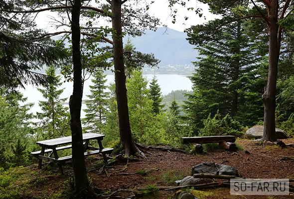 Norvegia priroda 2, foto