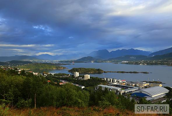 Norvegia priroda, foto