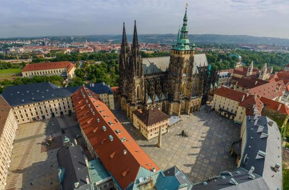 Пражский град можно будет посетить бесплатно только 28 марта