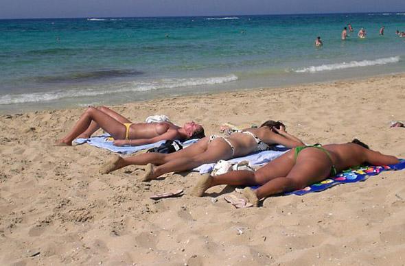 На Кипр в феврале съездило на 10% меньше россиян, чем раньше