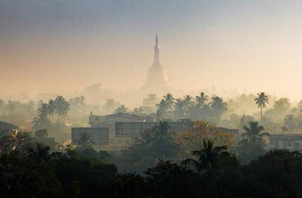 Мьянму хочет посетить все больше туристов из Европы