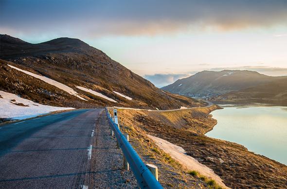 Самостоятельное путешествие в Норвегию