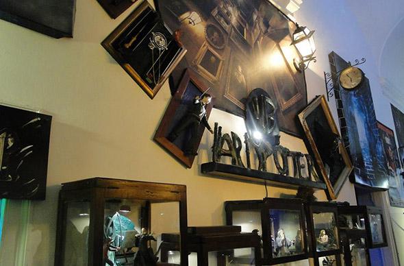 В Генуе открылся Музей кино и полярный аттракцион