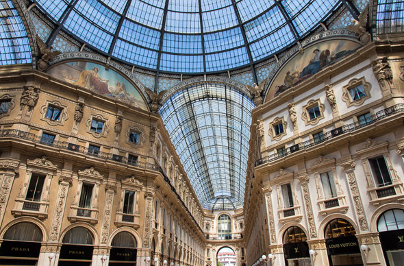 В Милане для посещения туристов откроют крышу в центре города