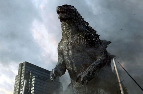 Киномонстр Годзилла стал туристическим символом района Токио