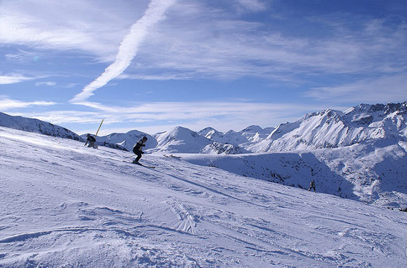 В Сербии на майские праздники можно покататься на лыжах