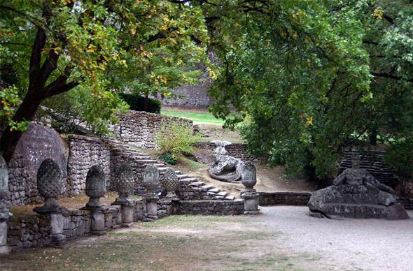 Рядом с Флоренцией для туристов открылся старинный Парк королевы