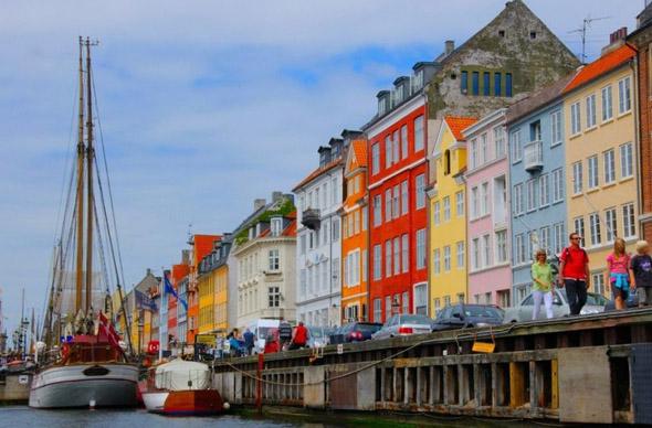 Дания оказалась самой дорогой страной в ЕС